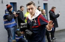 Outcast Mesut Ozil confirms exit from Arsenal