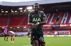 6 months after being out in the cold, Spurs' record signing praised for revival