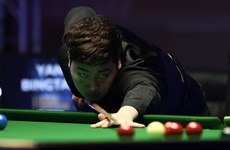 Another stunning victory as Yan Bingtao upsets Higgins to win Masters title