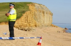 Woman killed in Dorset landslide