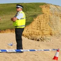 Woman killed in Dorset landslide