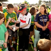United in respect: Read Tyrone's tribute to 'inspirational' Kerry fans
