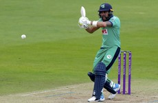 Ireland crush UAE to square series, with Singh on song