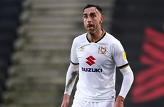 Ireland international Richard Keogh looks set for a return to the Championship