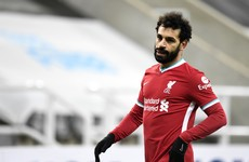 'I want to stay here as long as I can, but it is in the hands of the club' - Salah on Liverpool future