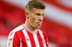 James McClean restored to Stoke City squad after accepting punishment for Covid-19 breach