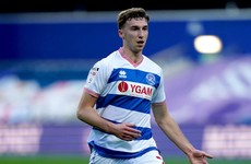Conor Masterson links up with Mark Travers following loan exit from QPR
