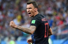 Former Croatia striker Mandzukic joins AC Milan on short-term deal