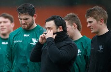 'We can't just roll it out for the inter-pros': Connacht intent on showing their 'New Us'