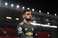 Ole Gunnar Solskjaer denies Bruno Fernandes is tired and needs a break
