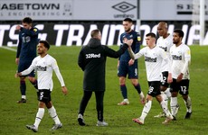 'He's a manager's dream' - Knight captain again, as Rooney bags first win as permanent Derby boss