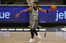 'Lot of family and personal stuff going on' - Kyrie returns to Nets after missing 7 games