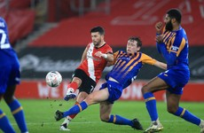 Shane Long's Southampton see off Shrewsbury in rearranged FA Cup tie