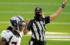 NFL official Sarah Thomas makes history with Super Bowl appointment