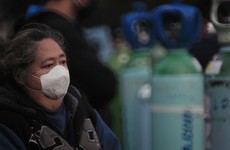 Oxygen tanks in short supply in Mexico as Covid-19 death toll soars
