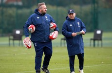 Eddie Jones self-isolating after England forwards coach tests positive for Covid-19