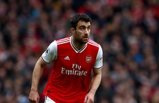 Out-of-favour defender leaves Arsenal after contract cancelled