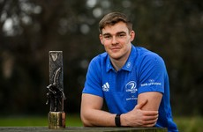 Ringrose set for return from injury ahead of Ireland's Six Nations campaign