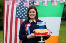 Cake and champagne as Biden's Irish ancestral homes celebrate inauguration