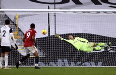 Pogba goal completes Man Utd's comeback win against Fulham to reclaim top spot