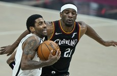 Return of Kyrie Irving unable to help Brooklyn find a way past Cleveland