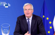 Michel Barnier says UK should find a 'clever solution' to row over EU ambassador in London