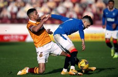 Motherwell boss 'delighted' as Irish left-back Carroll signs new deal
