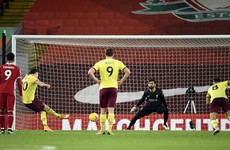 Burnley stun Liverpool as 68-game unbeaten run at Anfield comes to an end