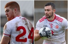 Cavanagh has 'no doubt' Tyrone have the second best forward line in the country