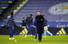 Lampard criticises his critics, says he is ignoring talk about his future