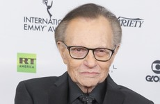 US talk show host Larry King dies aged 87