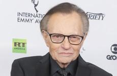 US talk show host Larry King dies aged 87