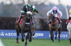 First Flow shocks Politologue at Ascot