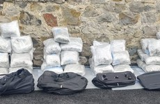 Gardaí seize over €1.1 million of cannabis in organised crime investigation