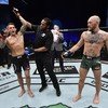 Revenge for Poirier as McGregor is stopped in second round of UFC rematch