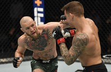 McGregor vows to bounce back but admits Poirier loss is 'hard to take'