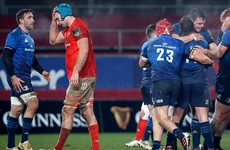 Van Graan: 'It hurts. Losing to Leinster is never good enough for Munster'