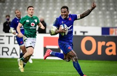 Blow for France ahead of Six Nations as Vakatawa suffers knee injury