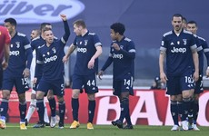 Napoli lose at Verona as Juve move into top four