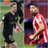 Suarez strikes again for leaders Atletico and De Jong steers Barcelona to much-needed win