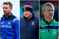 Club call - the big hurling names in new roles around the country for the 2021 season