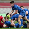 Leinster academy player and Ennis RFC man providing scrum-half cover for Munster