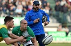 Former Italy skipper Bortolami to take reins from Crowley at Benetton