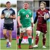 The Ireland depth chart: Big names back and two exciting prospects