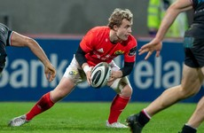 'He will be there for a long time' - Munster proud of Casey's Ireland call-up