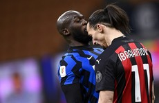 Zlatan and Lukaku clash, Eriksen fires in free-kick and Inter win fiery cup derby against AC Milan