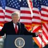 All but five Senate Republicans vote against holding Donald Trump impeachment trial