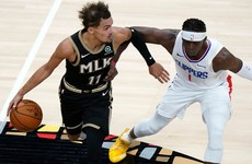 Trae Young's 38-point haul leads Atlanta Hawks to win over LA Clippers