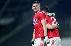 Cork's Keane out 'for extended period' from AFL action after surgery on finger injury