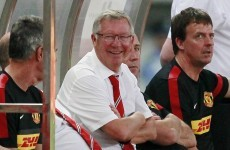 We're not done shopping yet, insists Fergie